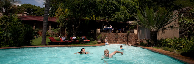 Bergwaters Pool