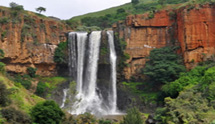 Elands waterfall